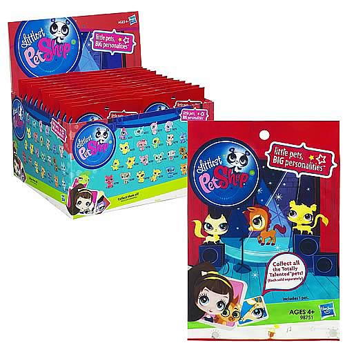 Littlest Pet Shop Blind  Bagged Figures Wave 5