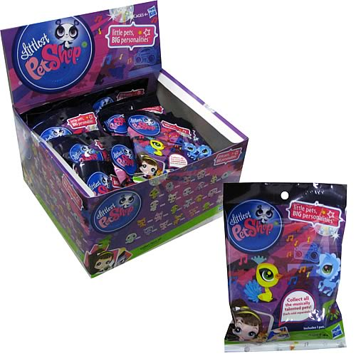 Littlest Pet Shop Blind  Bagged Figures Wave 6