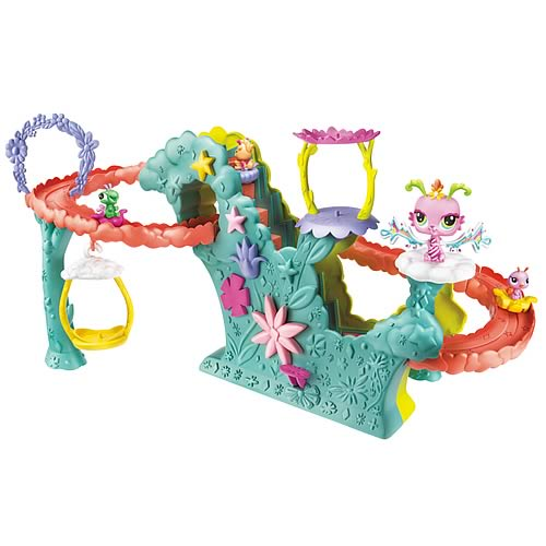 Littlest Pet Shop Fairy Rollercoaster Playset