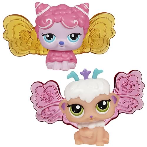 Littlest Pet Shop Enchanted Fairy Pets Wave 2