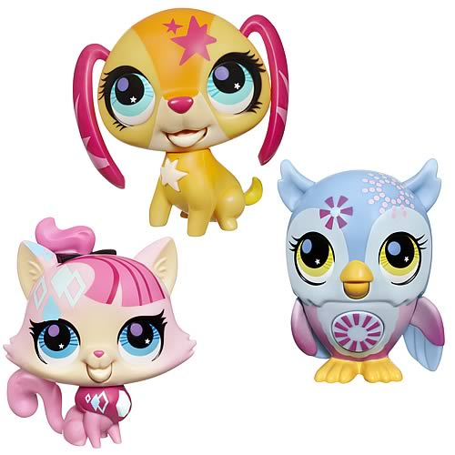Littlest Pet Shop Singing Pets Wave 1