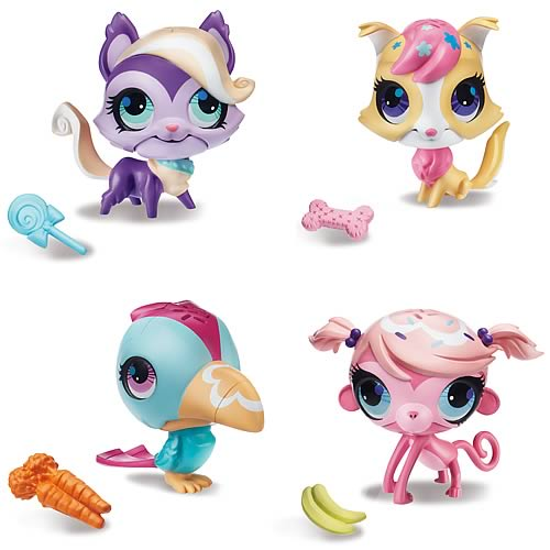 Littlest Pet Shop Sound Pets Wave 1