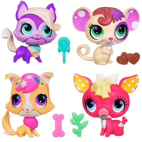 Littlest Pet Shop Sound Pets Wave 2