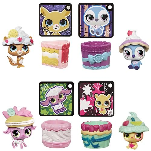 Littlest Pet Shop Hide N Sweet Pets Wave 1