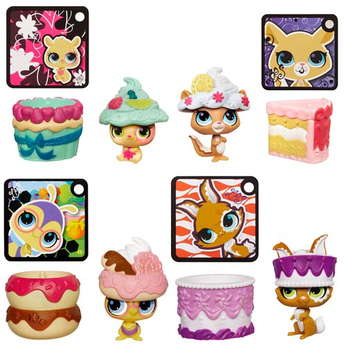 Littlest Pet Shop Hide N Sweet Pets Wave 2