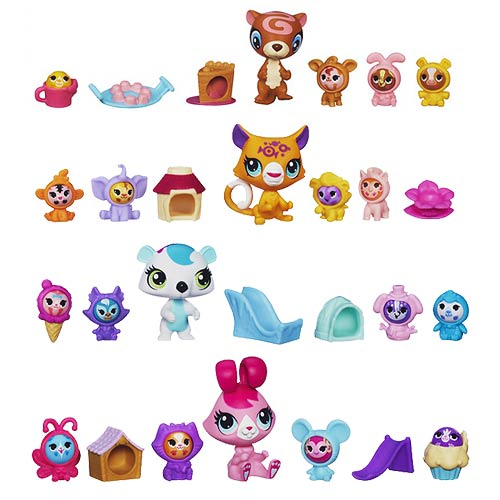 Littlest Pet Shop and Pet Friends Wave 1