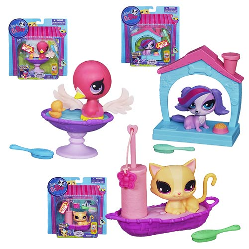 Littlest Pet Shop Magic Motion Environments Wave 1