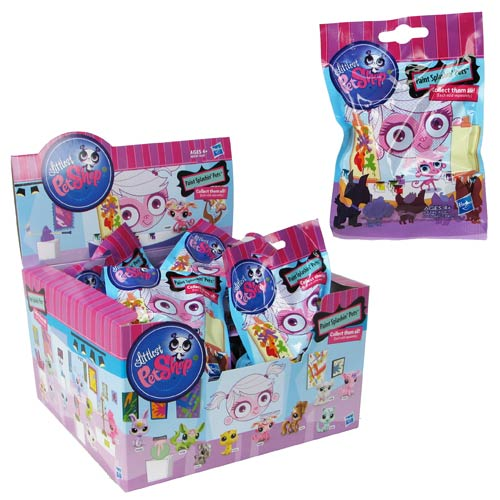 Littlest Pet Shop Blind Bagged Figures 2014 Wave 1
