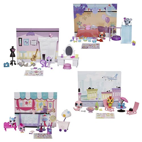 Littlest Pet Shop Themed Style Packs Wave 1 Case