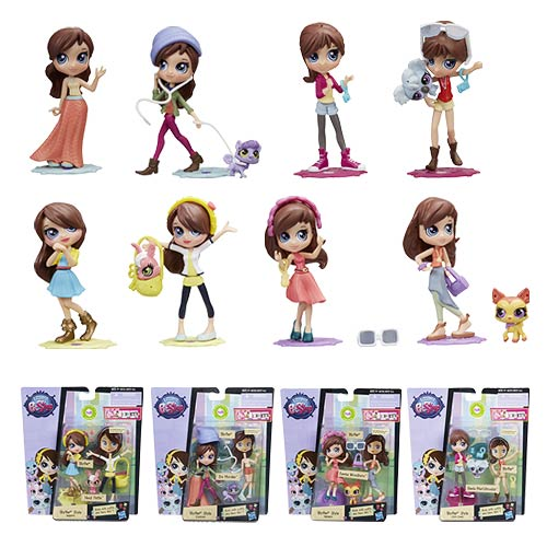 Littlest Pet Shop Blythe and Fashions Wave 1 Case
