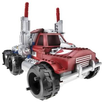 BTR Optimus Prime