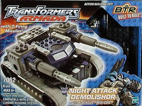 BTR Night Attack Demolishor