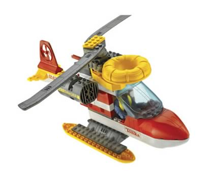 BTR Emergency Rescue Copter