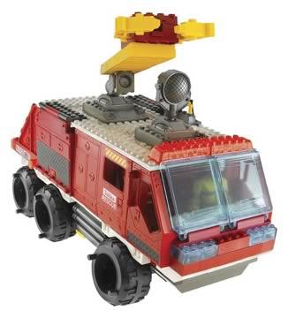 BTR Rapid Response Fire Truck