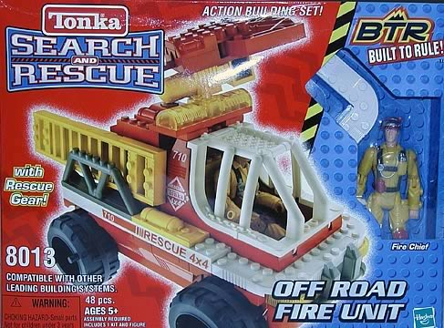 BTR Off Road Fire Rescue