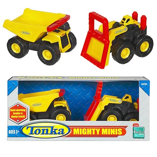 Tonka Mighty Minis 2-Pack
