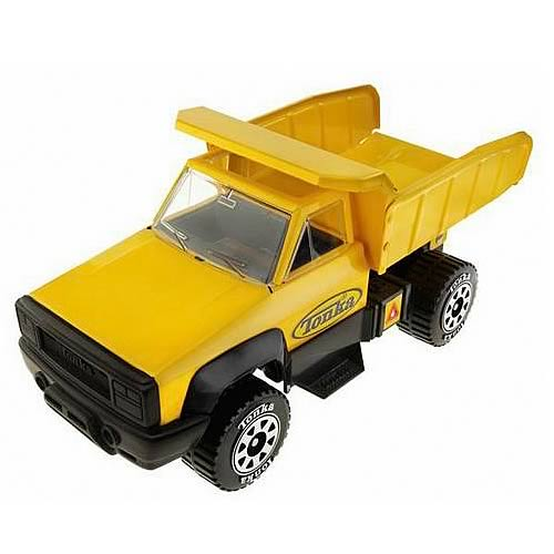 Tonka Tough Quarry Dump Truck