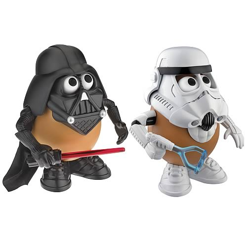 Star Wars Mr. Potato Head Assortment 1