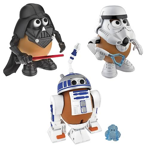 Star Wars Mr. Potato Head Assortment 2