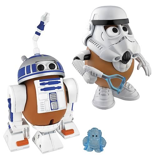 Star Wars Mr. Potato Head Assortment 3