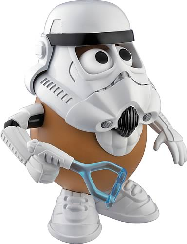 Star Wars Spud Trooper Mr. Potato Head