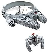 Star Wars Millennium Falcon RC Flying Vehicle