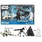 Star Wars Imperial Hoth Assault Action Figures Battle Pack