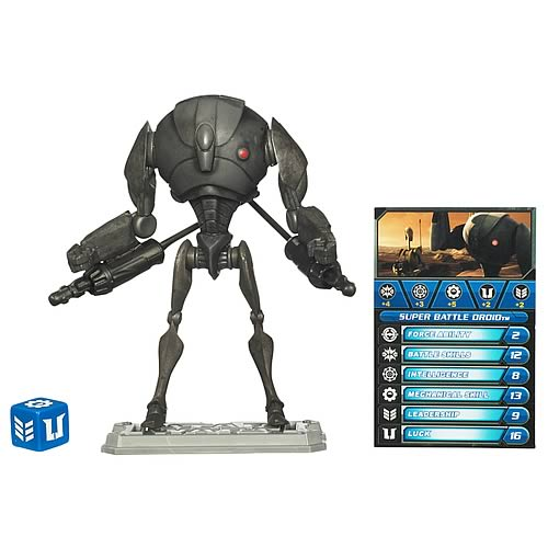 Star Wars The Clone Wars Super Battle Droids Star Wars Clone Wars Super