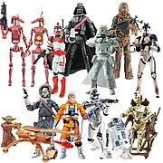 Star Wars Saga Legends Action Figures Wave 2