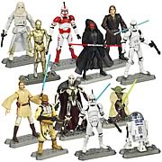 Star Wars Saga Legends Action Figures Wave 2 Revision 1