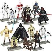 Star Wars Saga Legends Action Figures Wave 2 Revision 4