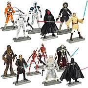 Star Wars Saga Legends Action Figures Wave 2 Revision 6
