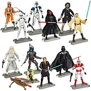 Star Wars Saga Legends Action Figures Wave 2 Revision 8