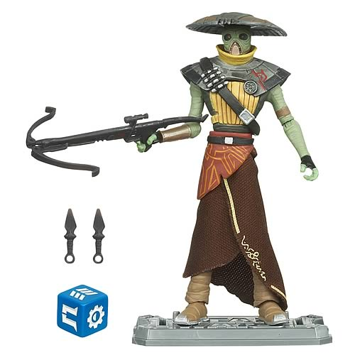 Star Wars Clone Wars Embo Action Figure
