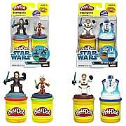 Star Wars Galactic Heroes Play-Doh Sets Wave 1 Set