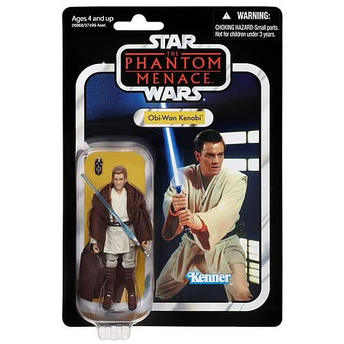 Star Wars Obi-Wan Kenobi Vintage Action Figure