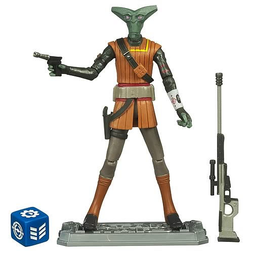 Star Wars Clone Wars El-Les Action Figure
