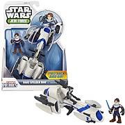 Star Wars Jedi Force BARC Speeder with Anakin Skywalker