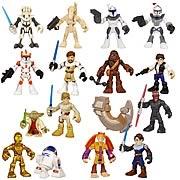 Star Wars Jedi Force Mini-Figure 2-Packs Wave 4
