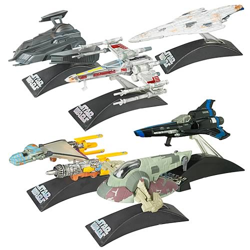 Titanium Series Vehicles 2008 Wave 2 Set