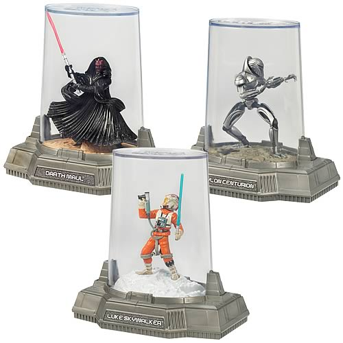 Star Wars Titanium Series Figures Wave 5