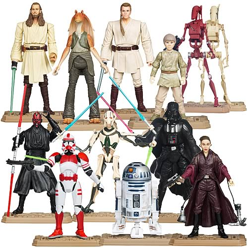 Star Wars Movie Heroes Action Figures Wave 2
