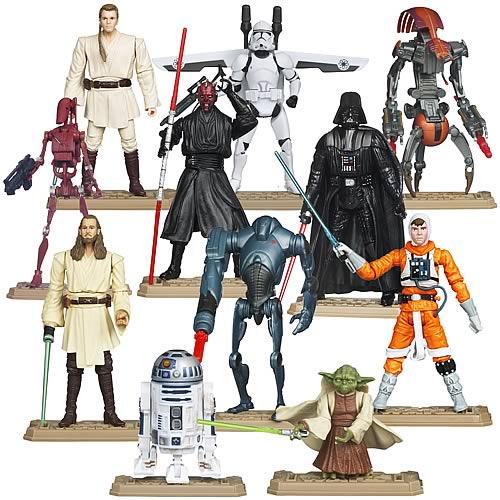 Star Wars Movie Heroes Action Figures Wave 3