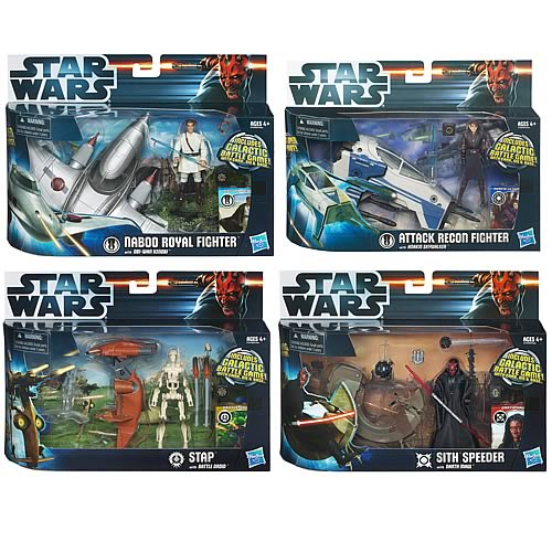 Star Wars Class I Vehicles 2012 Wave 2 Revision 1