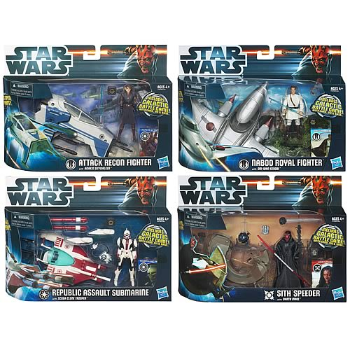 Star Wars Class I Vehicles 2012 Wave 2