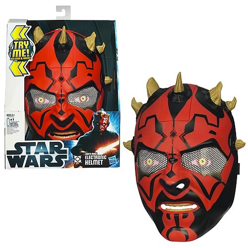 Star Wars Darth Maul Electronic Mask