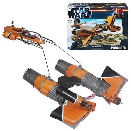 Star Wars Sebulba Pod Racer Vehicle
