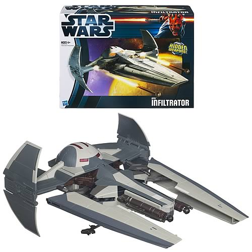 Star Wars Darth Maul Sith Infiltrator Vehicle