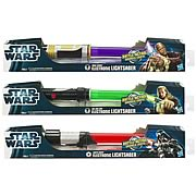 Star Wars Movie Electronic Lightsabers 2012 Wave 1