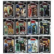 Star Wars Action Figures 2012 Vintage Wave 3